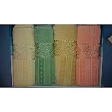 Bath Towel - 60*120 cm - 4 PCS