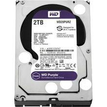 """WD20PURZ - 2TB WD Purple Surveillance 3.5"""" Internal Hard Drive"""