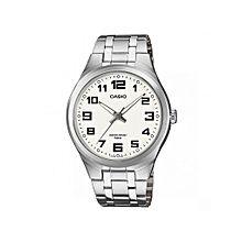 LTP-1310D-7BVDF Stainless Steel Watch - Silver