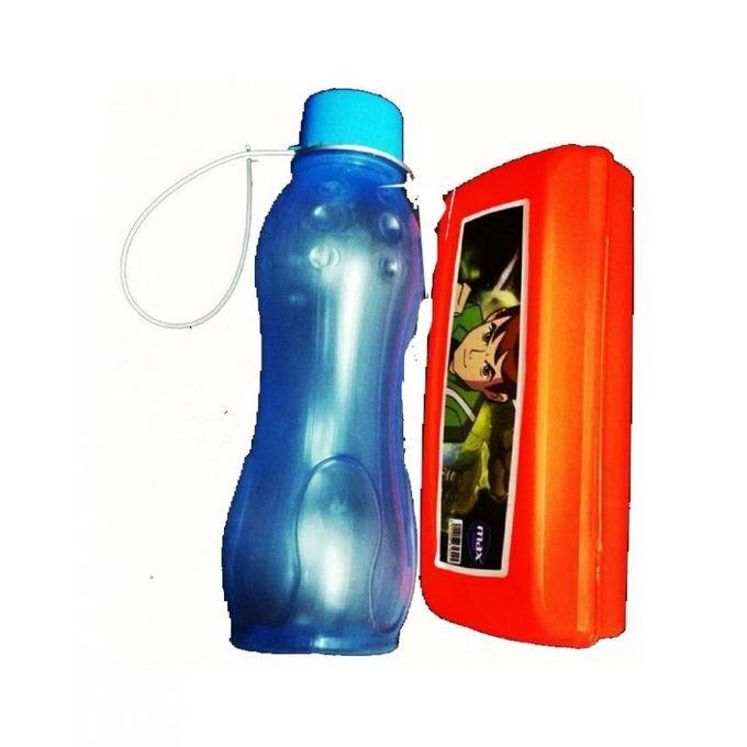Smart G Lunch Box Orange Bottle For Kids Blue Buy