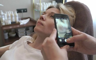 Innovative AI & CV based skin screening Apps