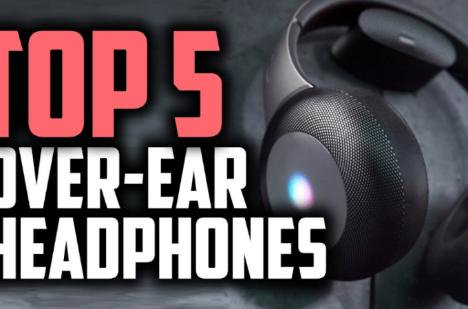 5 Best Over Ear Headphones For Working Out | Buying Guide