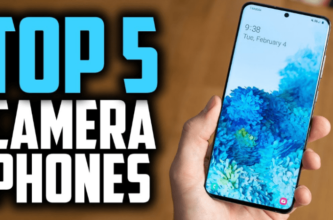5 Best Camera Phone Android In 2021 | Buying Guide