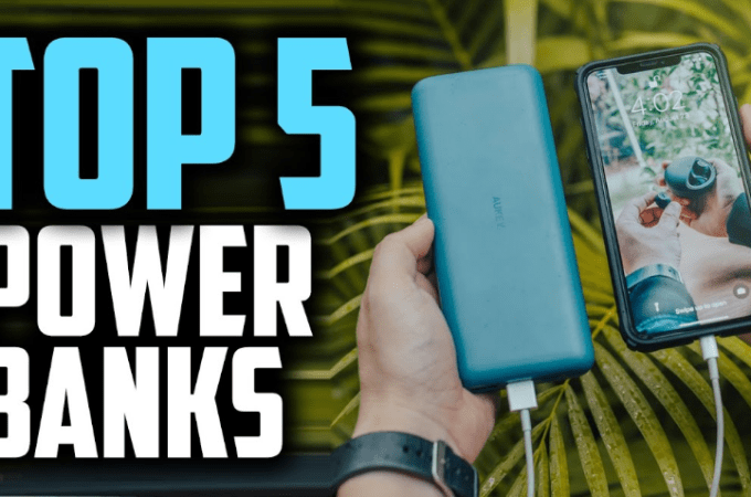5 Best Power Banks In 2021 | Buying Guide