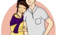 Couple femme homme - Passer du temps avec son compagnon sans culpabiliser