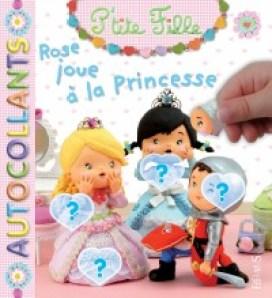 Rose joue à la princesse - Fleurus - Stéréotypes - Egalimère - Blue Ivy