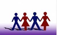 Hommes femmes - demandeurs d'emploi -