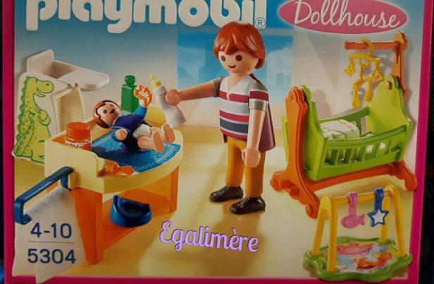 playmobil père enfant silent sunday 27