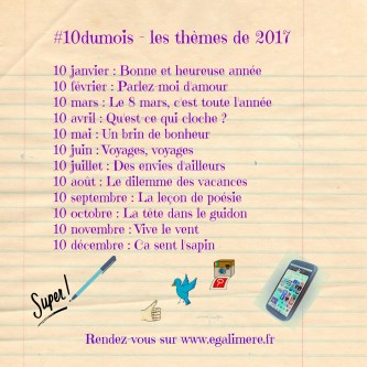 thèmes 10dumois de 2017 - Egalimère