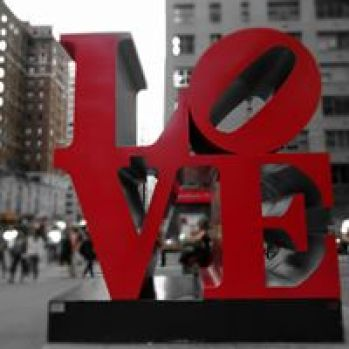 LOVE - New York City - Nana Cam Photos - Parlez moi d'amour