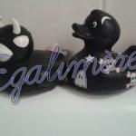 Silent Sunday 89 - Egalimère - canards de bains