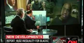 Egberto On CNN On State Of Black America