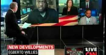 Egberto on CNN On President Obama's Job Creation