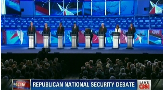 CNN Republican Foreign Policy Debate Identifies The Competent Candidates