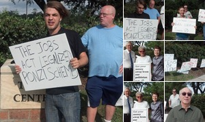 Occupy Kingwood – A Sustainable Form Of The Occupy Movement (2012-04-14) (VIDEO)
