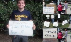 Occupy Kingwood – A Sustainable Form Of The Occupy Movement (2012-04-28) (VIDEO)