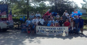 Kingwood Area Democrats 2012