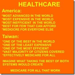 HealthcareAmericaTaiwan