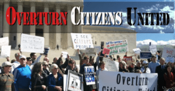 Concerned Citizens Deliver 1.9 Million Petitions to Overturn Citizens United To Senate Hearing Today