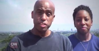 Ashley & Egberto Willies on CNN 2012 Election Promo about political engagement (VIDEO)