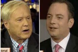Chris Matthews Must Teach Democrats How To Fight–He Neutered GOP Chairman Reince Priebus