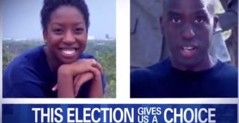 My Daughter and I are in several CNN 2012 election promos (VIDEO)