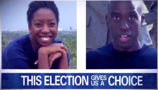 Ashley & Egberto Willies CNN Election 2012 Promo