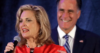 (VIDEO) Ann Romney: Biggest Fear Is For Mitt's 'Mental Well-Being' This Is A Huge Story
