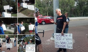 Occupy Kingwood – A Sustainable Form Of The Occupy Movement (2012-10-13)