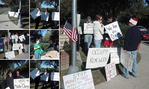 Occupy Kingwood – A Sustainable Form Of The Occupy Movement (2012-12-22)