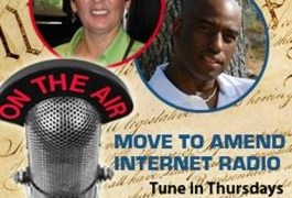 Radio: Move to Amend Reports w/Laura Bonham & Egberto Willies – Thurs 7:00 PM
