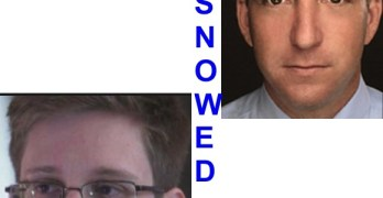 Snowed Snowden Snowed Greenwald On His Voyage To Treason (VIDEO)