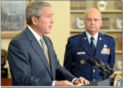 NSA Surveillance Bush