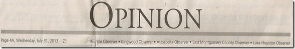 Kingwood Observer (Vilma Morero & Anastacio Medellin  01)