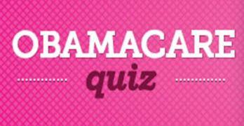 Obamacare Quiz