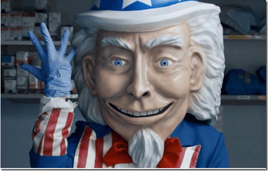 Obamacare (Uncle Sam)