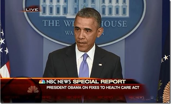 Obama Fix Health Insurance