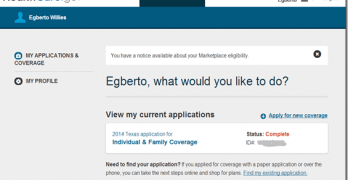 Healthcare.gov Insurance Obamacare ACA Affordable Care Act