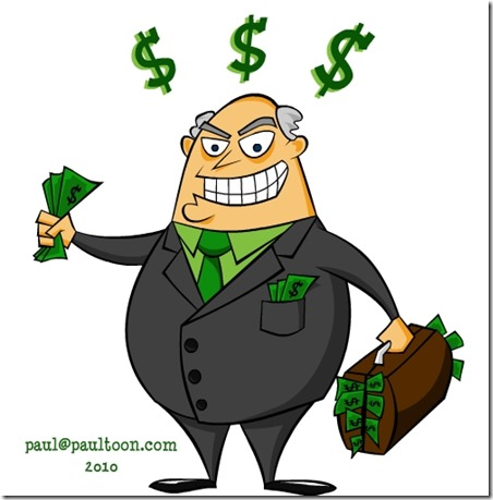 Rich Wealthy Plutocracy