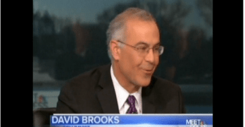 David Brooks Meet The Press