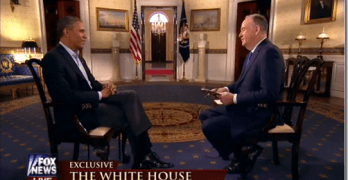 Fox News President Obama Bill O'Reilly