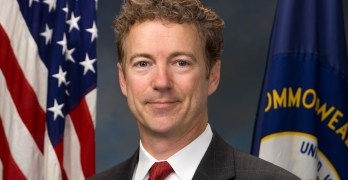 Don't laugh but Rand Paul could be our next president