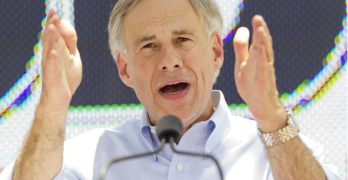 Greg Abbott employs fewer minorities even as he pays women and minorities like second class citizens
