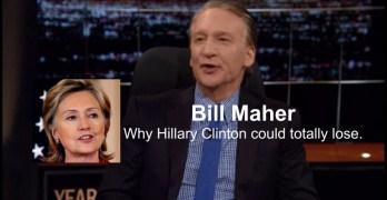 Bill Maher Hillary Clinton