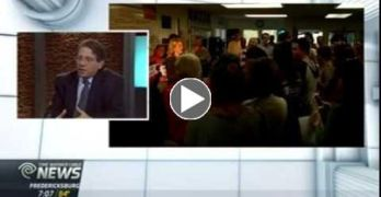 If Wendy Davis voters keep coming out, WE WIN! VOTE! (VIDEO)