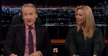 Watch Bill Maher cover for Lisa Kudrow's ignorance about GOP War on Women (VIDEO)
