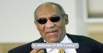 Dr Boyce Watkins' analysis of the Bill Cosby rape controversy is worth a read