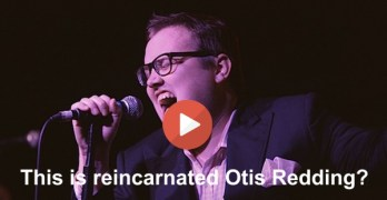 Otis Redding reincarnated and his name is Paul Janeway (VIDEO)