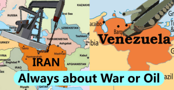 Iran Venezuela War Oil
