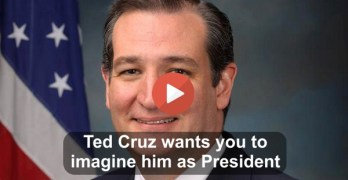 Ted Cruz announces for President with an 'imagine speech' (VIDEO)